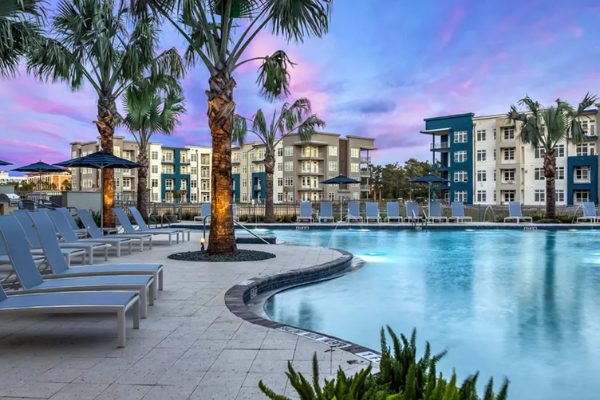 luxury apartments in Orlando